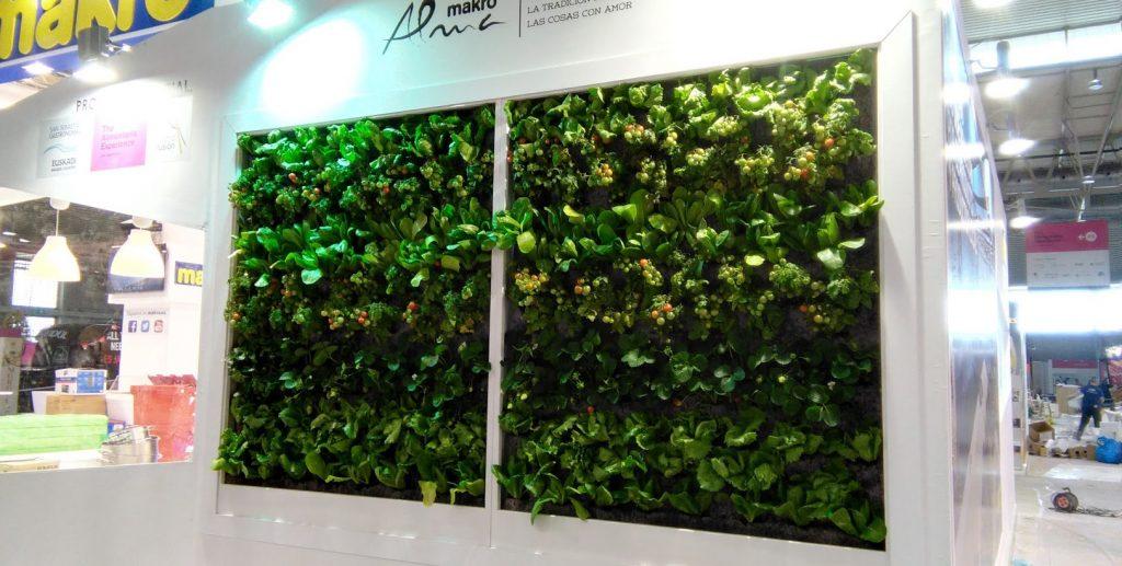 Beneficios de los jardines verticales singulargreen for Caracteristicas de los jardines verticales