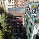 Curso de Jardines Verticales en Madrid - Visita Hotel Mercure