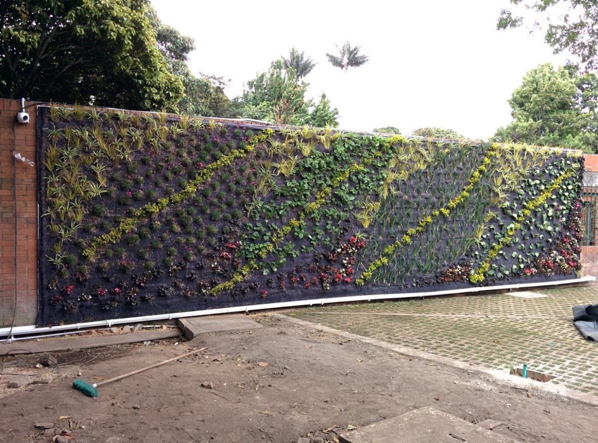curso avanzado de jardines verticales en bogot video