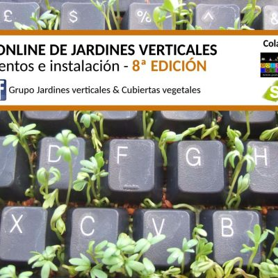 Curso Online de Jardines Verticales
