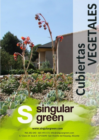 Dossier técnico de sistemas de cubiertas vegetales
