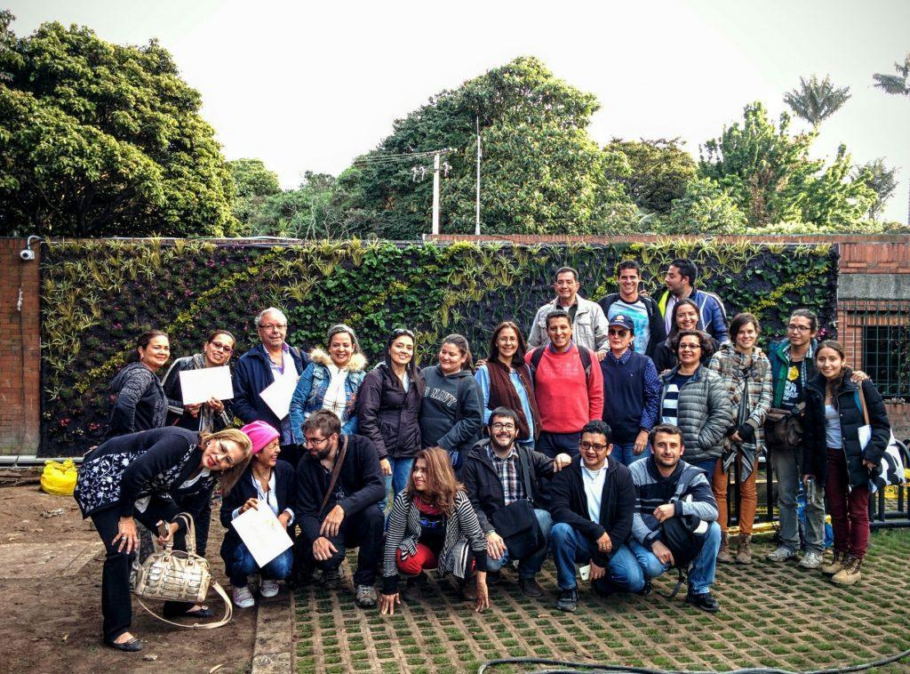 Curso en Bogotá