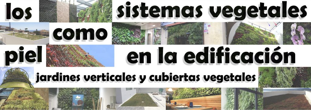 Curso de jardines verticales y cubiertas vegetales en ecuador for Jardines verticales quito ecuador