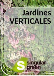 Catálogo explicativo de los jardines verticales de planta natural