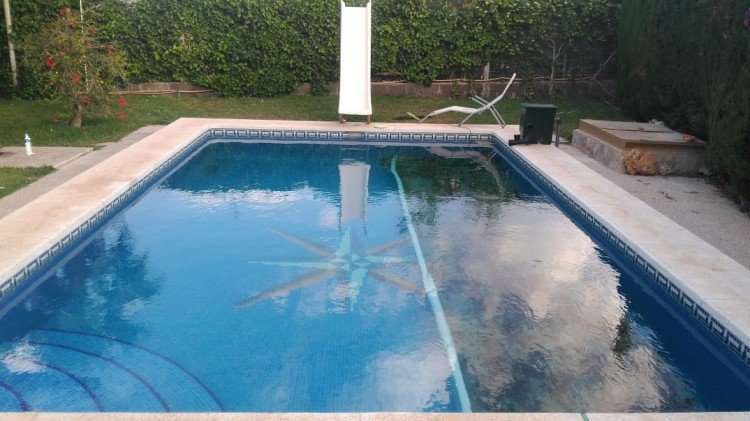Piscina natural SingularBlue