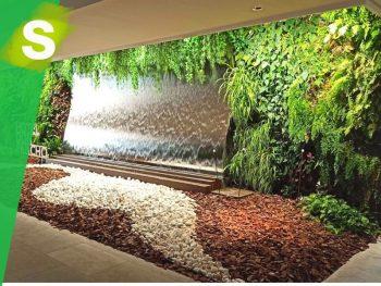 Jardín vertical Benidorm