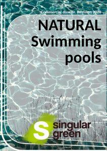 Catálogo de piscinas naturalizadas en inglés