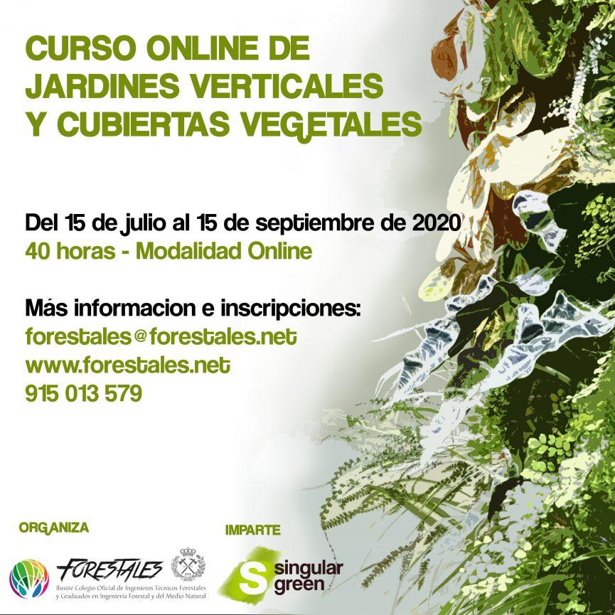 curso online colegio de forestales