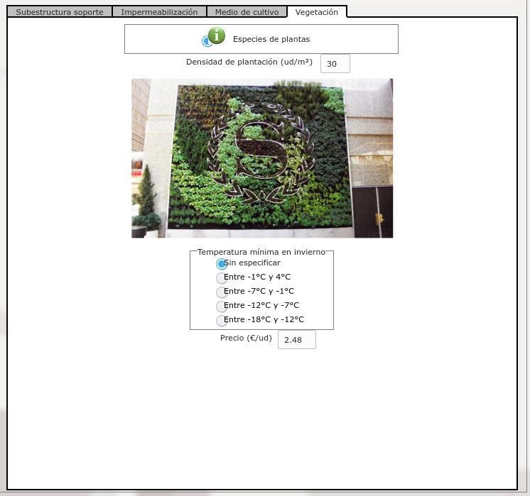 Como presupuestar jardines verticales