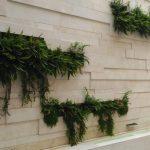 Detalles jardín vertical Granada