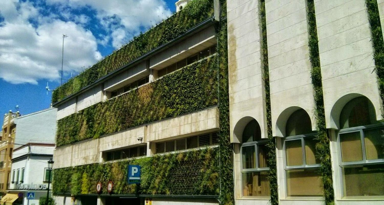 jardines verticales lucena Cordoba