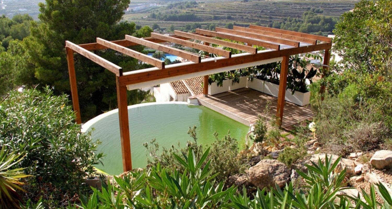piscina natural bio en Moraira