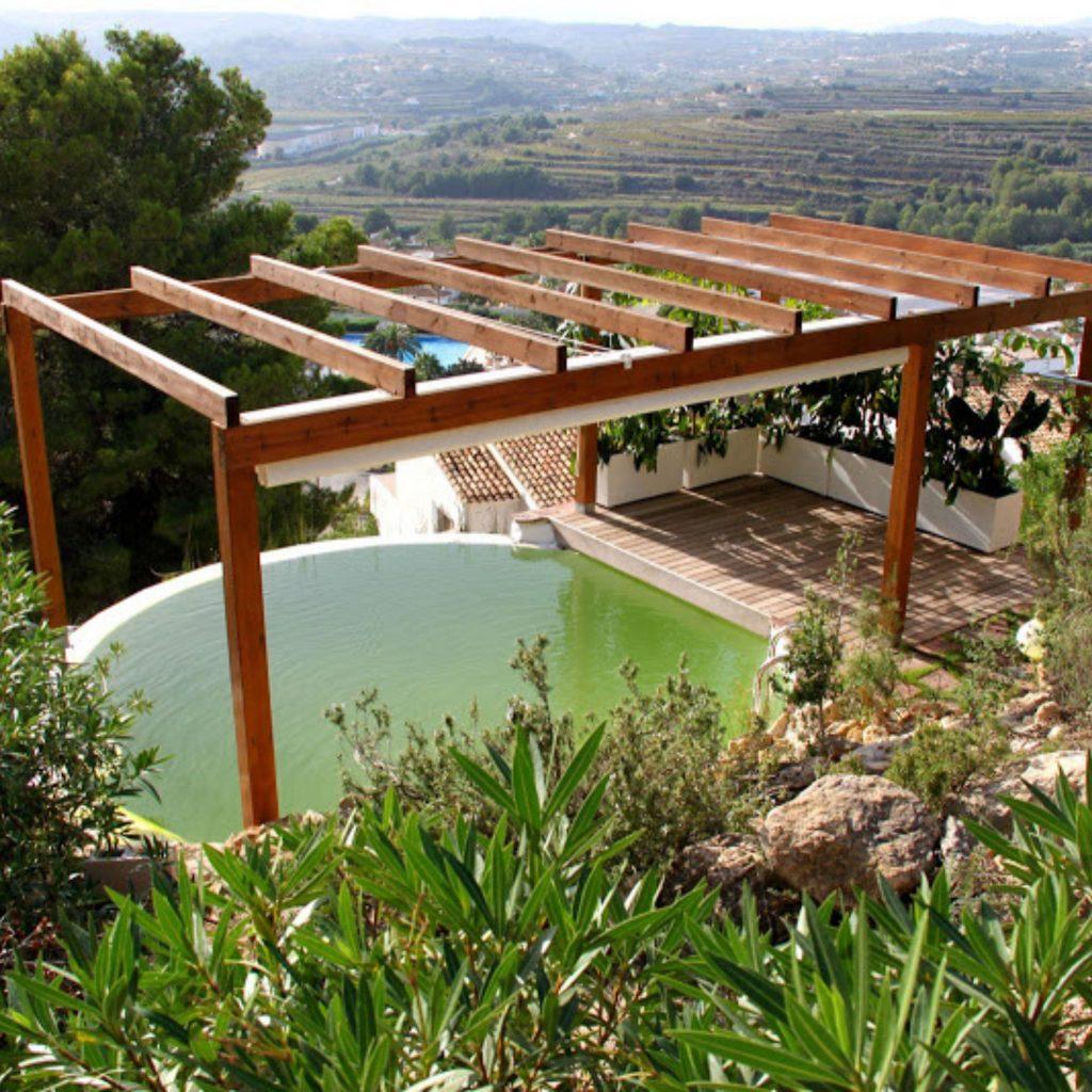 piscina natural moraira