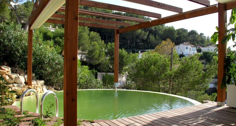 piscina natural en Alicante