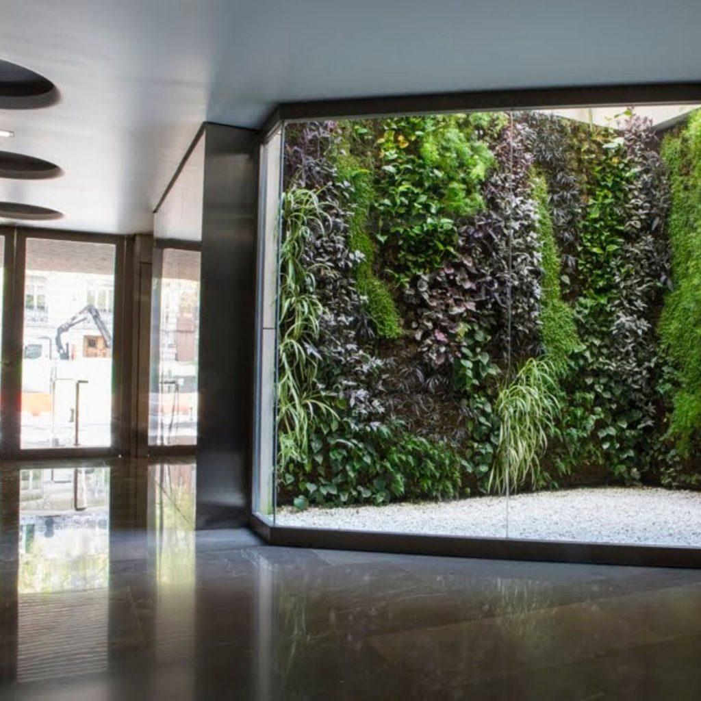 Jardin vertical valencia