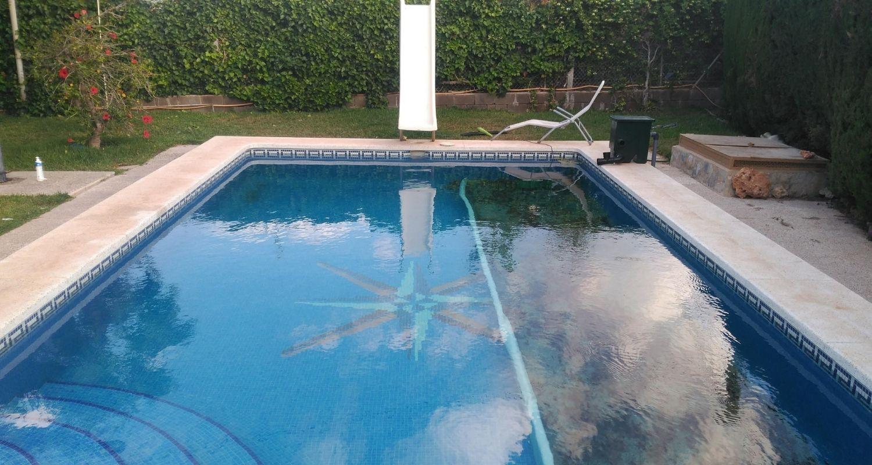 de piscina normal a natural